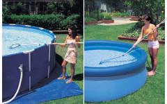 Комплект для чистки бассейна 239см Intex 28002