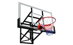 Баскетбольный щит DFC BOARD48P 120x80cm поликарбонат (два короба)