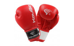 Перчатки боксерские KouGar KO200-4, 4oz, красный