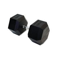 Гантель 50 кг гексагональная
